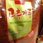 Korean hot pepper flakes
