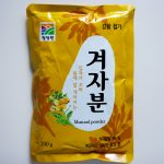 Korean-mustard-powder (Gyeoja-garu: 겨자가루)
