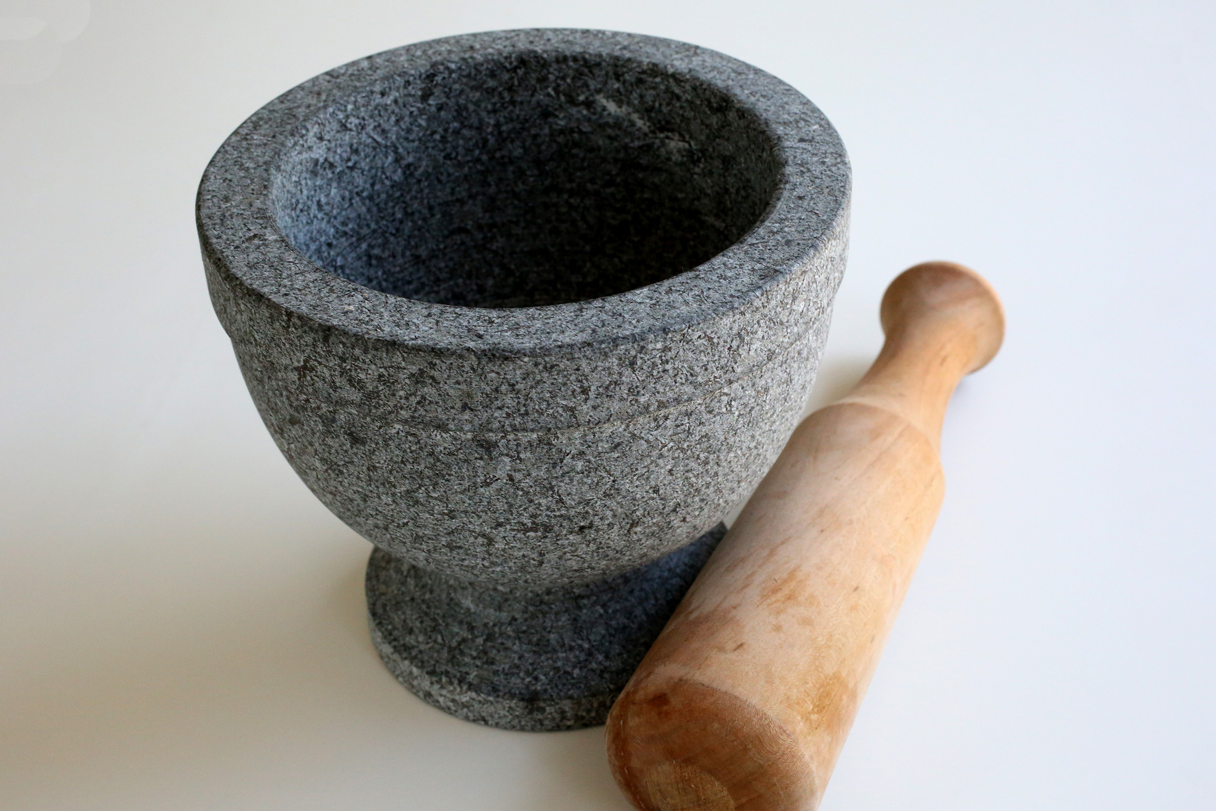 Korean cooking kitchenware mortar and pestle Motor pestle