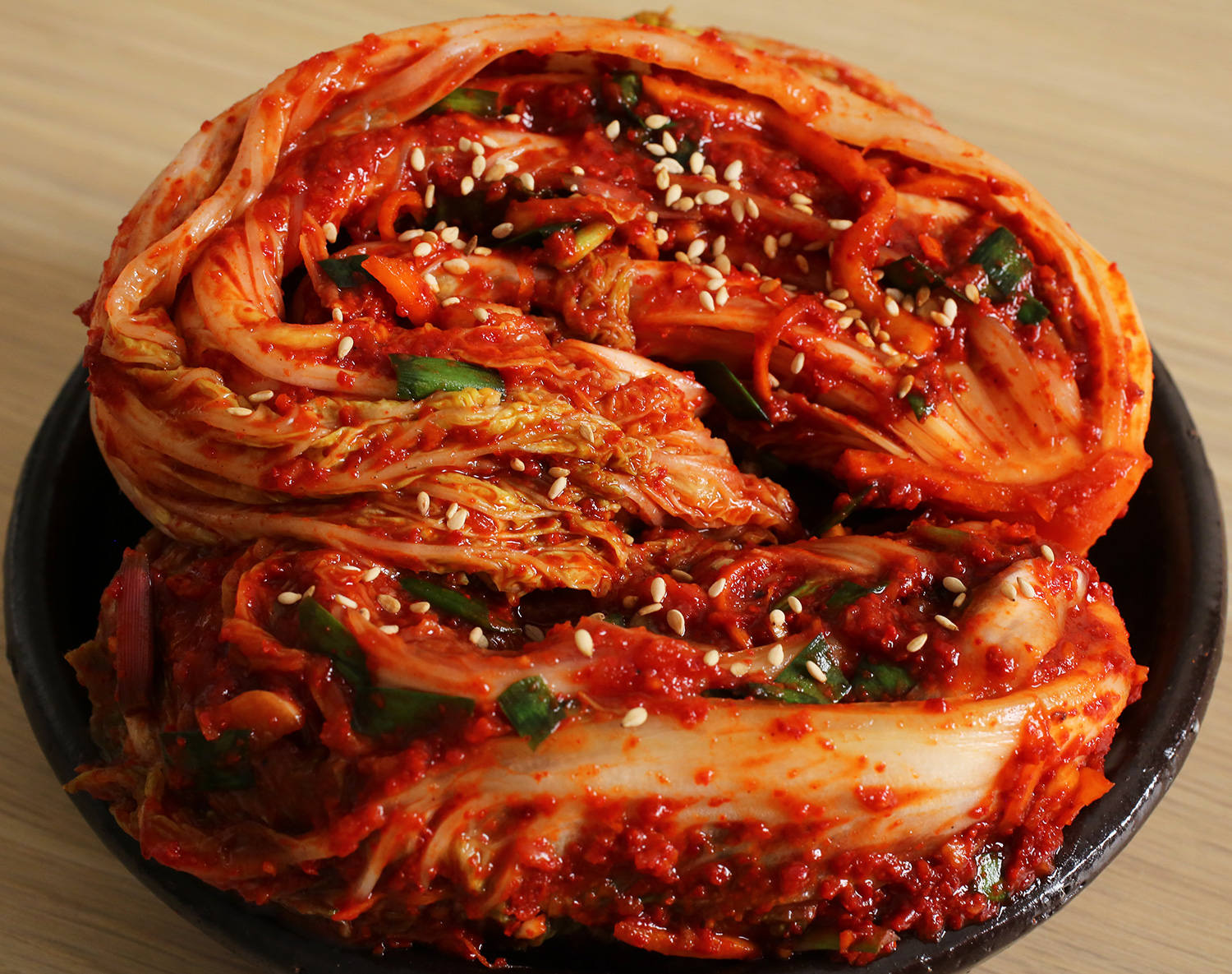 Korean kimchi recipes from Cooking Korean food with Maangchi