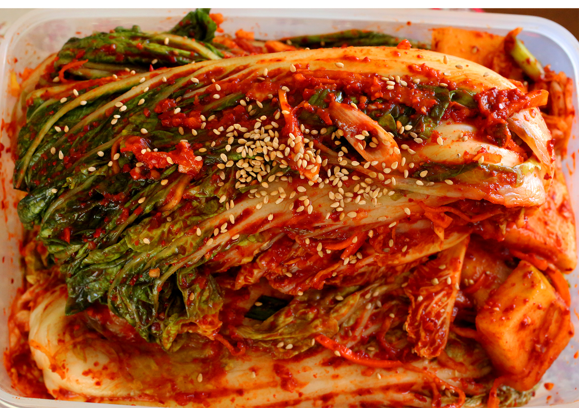 Korean food photo: Kimchi making day! - Maangchi.com