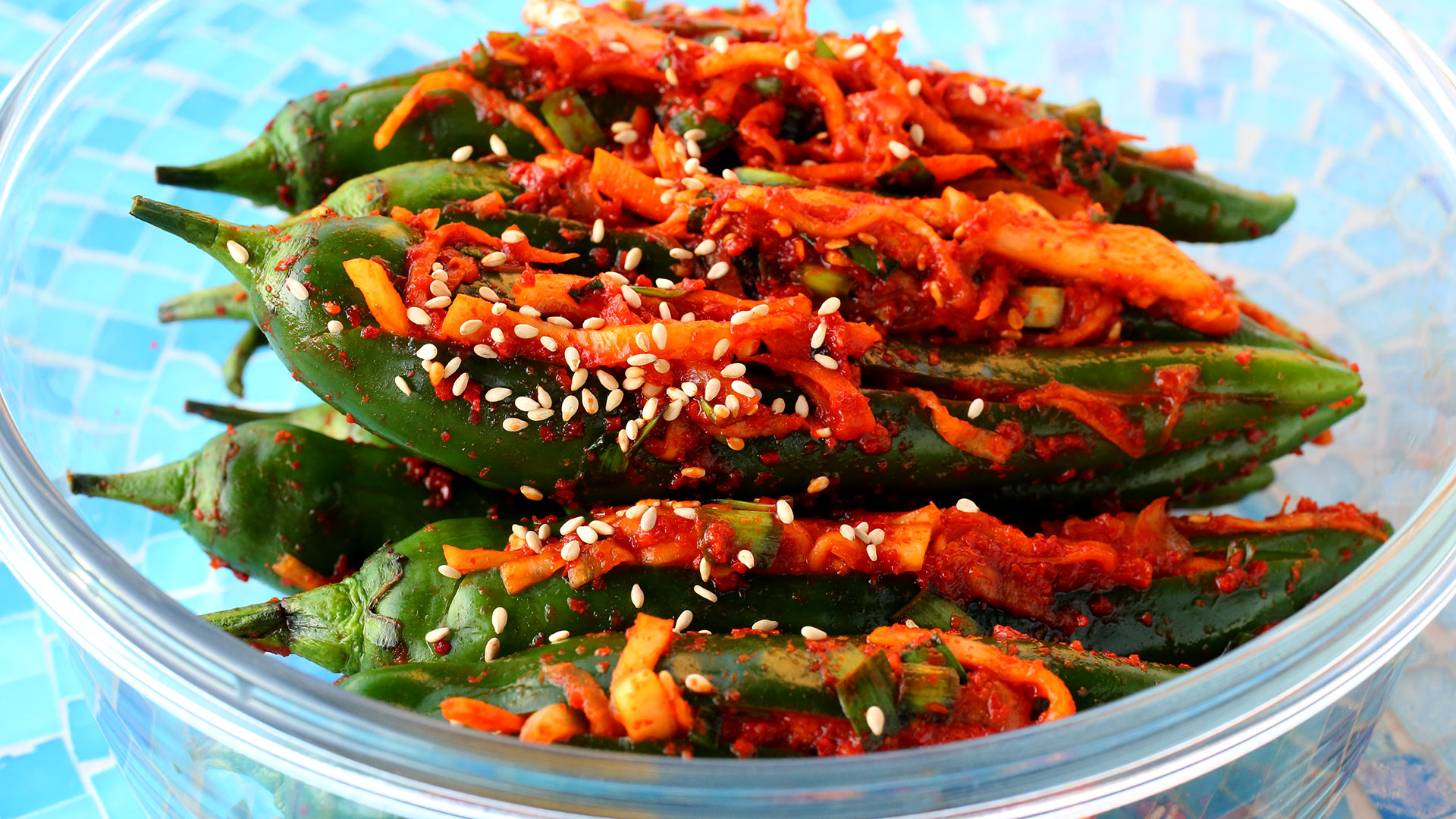 Korean fermented recipes from Cooking Korean food with Maangchi