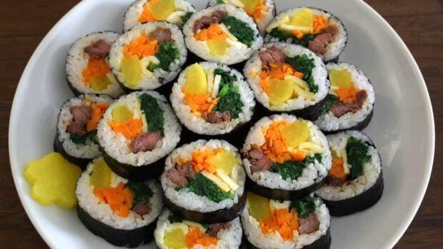 Picnic food cooking korean food with maangchi forumfinder Images