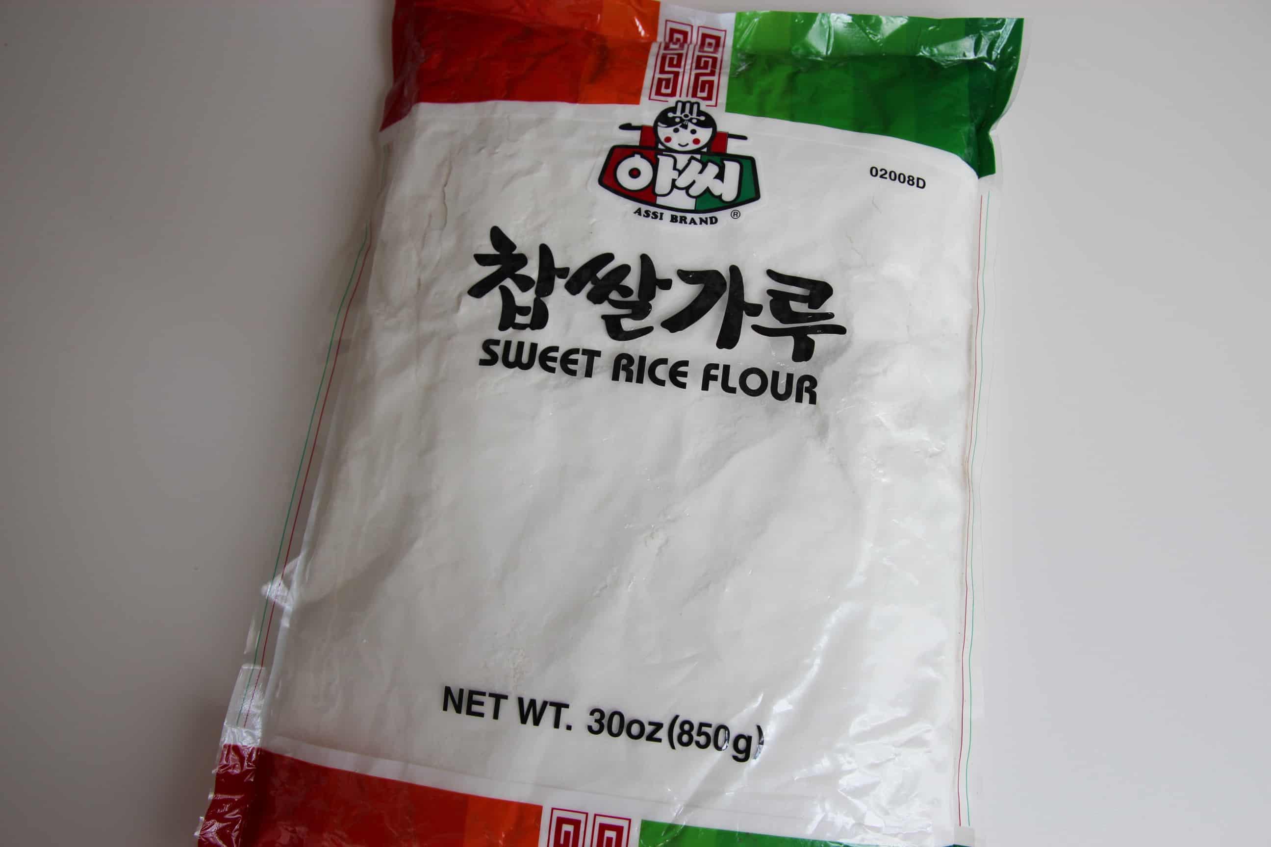 Sweet rice flour chapssalgaru korean cooking ingredients sweet rice flour assi sweet rice flour ccuart Images