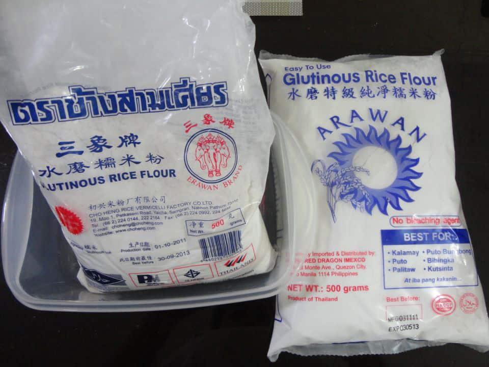 Sweet rice flour chapssalgaru korean cooking ingredients advertisement ccuart Images