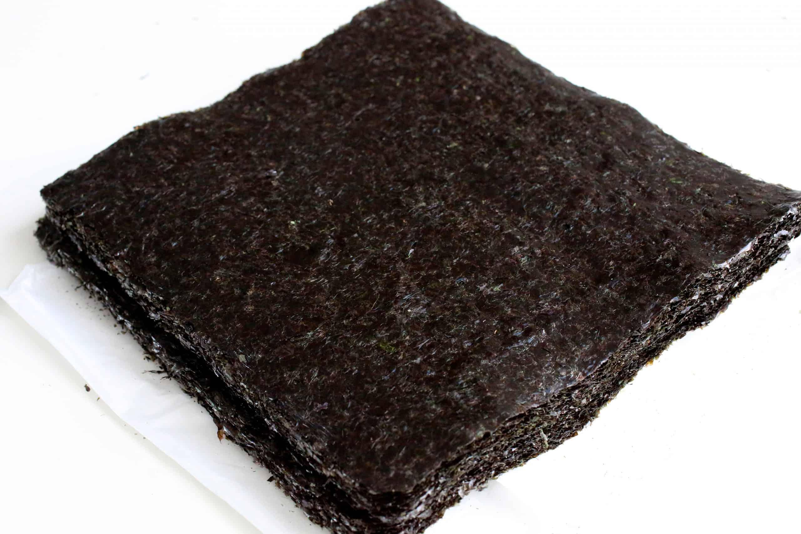 Seaweed Paper Gim Korean Cooking Ingredients Maangchi Com