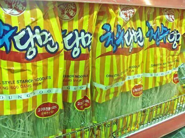 starch noodles