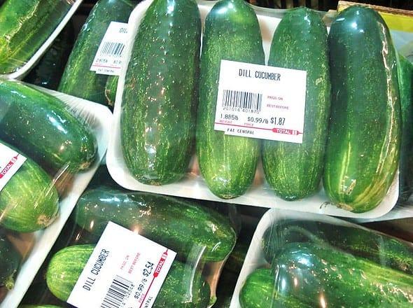 dill cucumber
