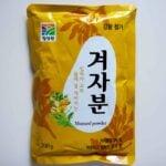 Korean mustard powder (Gyeoja-garu: 겨자가루)