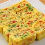 Gyeran-mari (Rolled omlette)