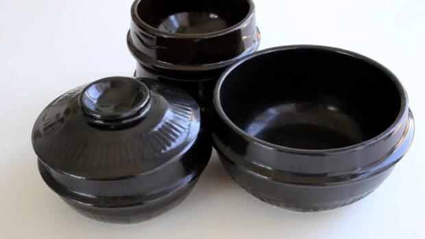 Korean Earthenware Pots