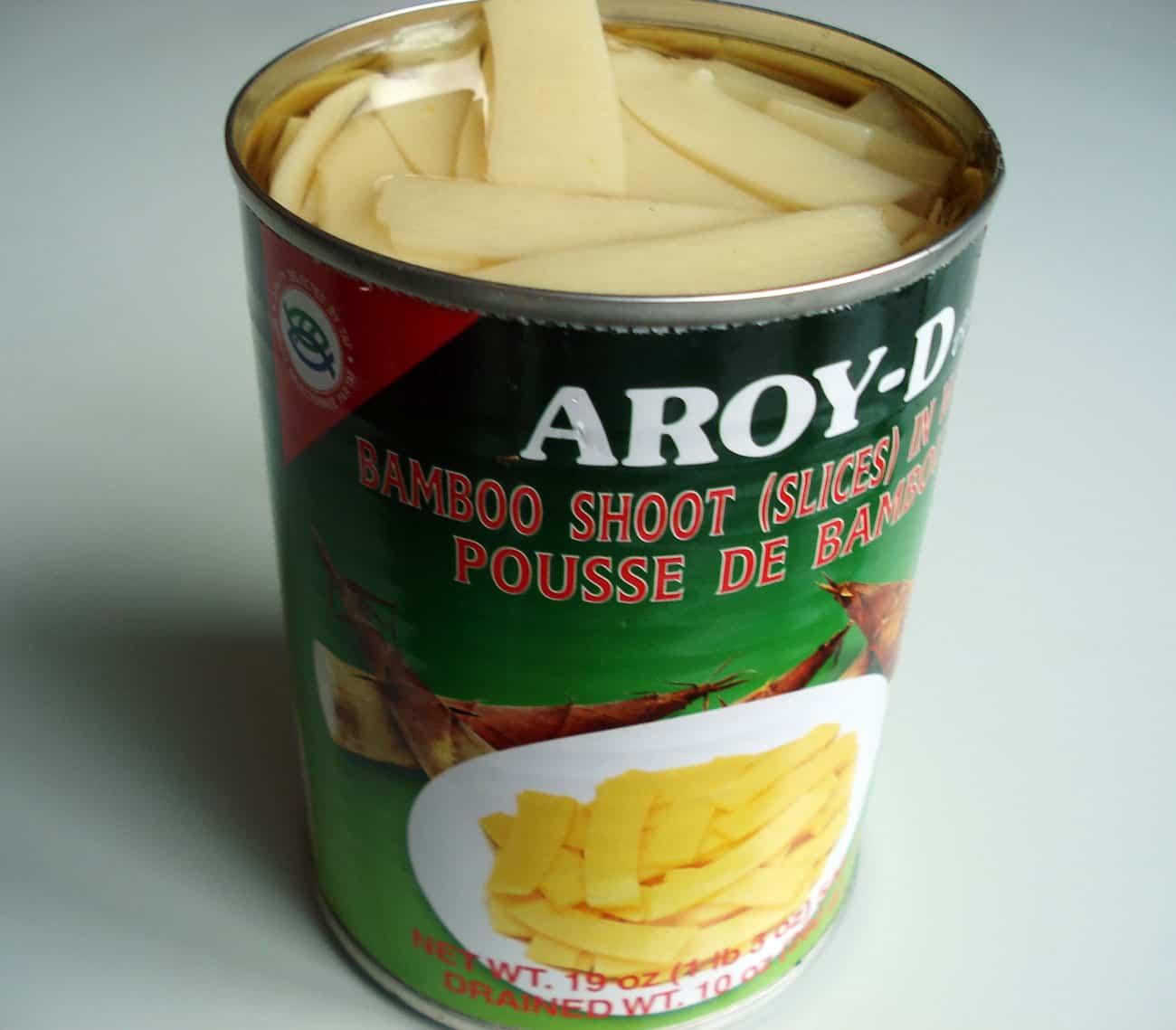 Canned Food Cookbook