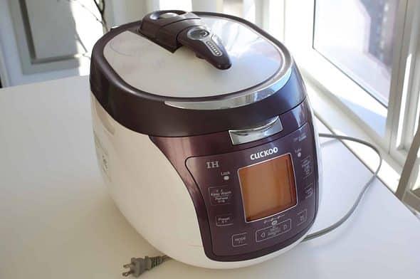 Cuckoo Rice Cooker