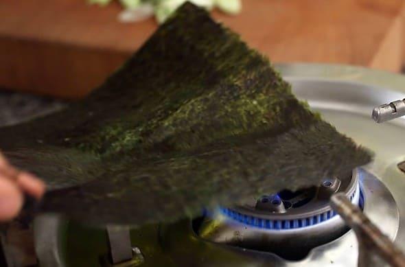kim (seaweed-paper)