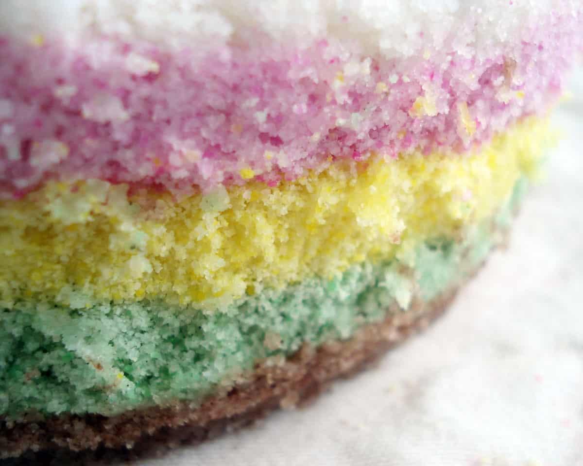 Korean Sponge Cake Recipe