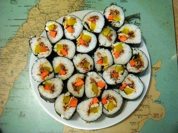 Abigail-Mosqueda's-kimbap