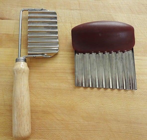 wavy cutter