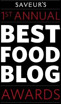 Saveur's blog awards