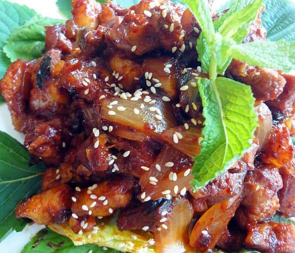 Easy wok recipes pork