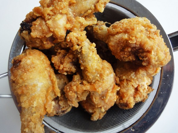 Seasoned Fried Chicken Yangnyeom Tongdak Recipe