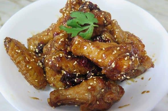 Korean Crunchy Fried Chicken