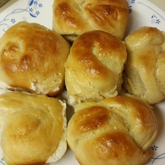 Korean bread rolls