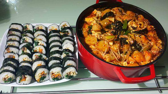 my kimchi!