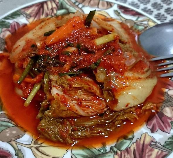 Traditional Napa Cabage Kimchi