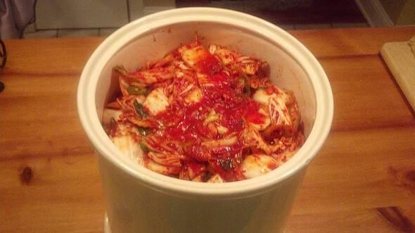 Mak-kimchi!