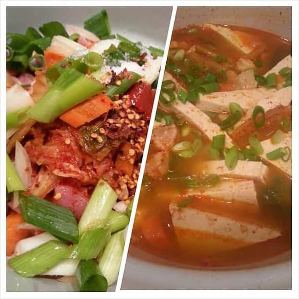 Kimchijjigae (Kimchi Stew)