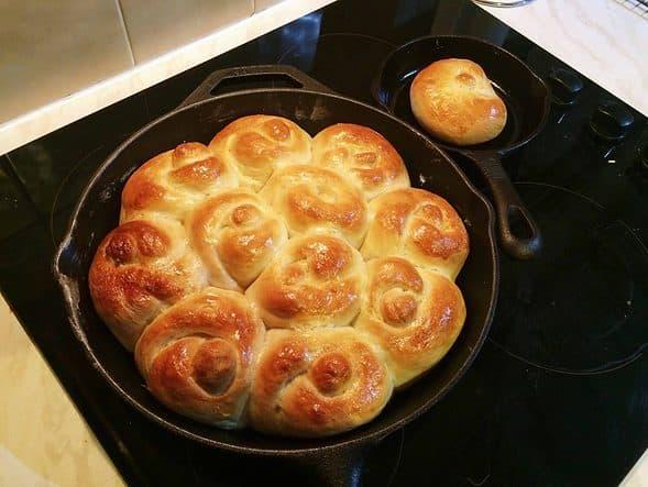 Ppang(Bread) rolls