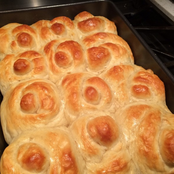 Roll Ppang fresh from the oven!