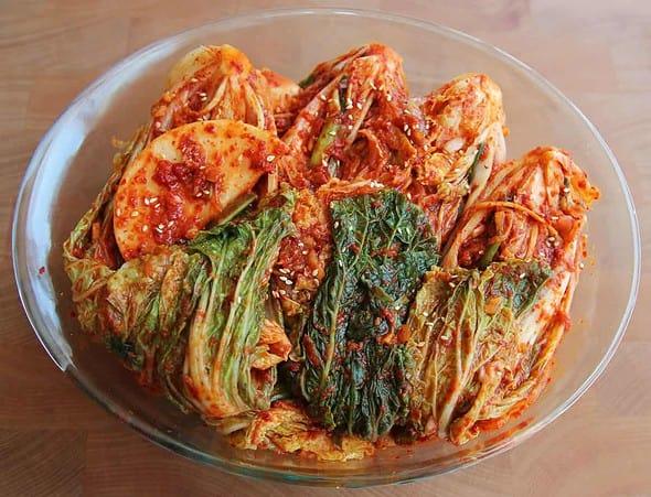 kimchiinacontainer