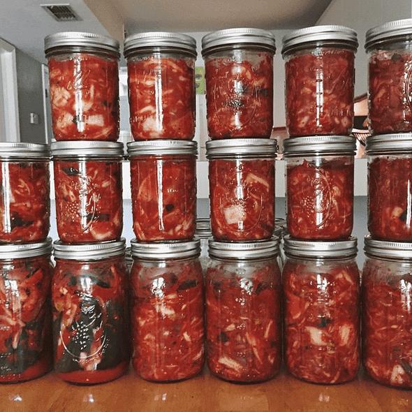project kimchi!!