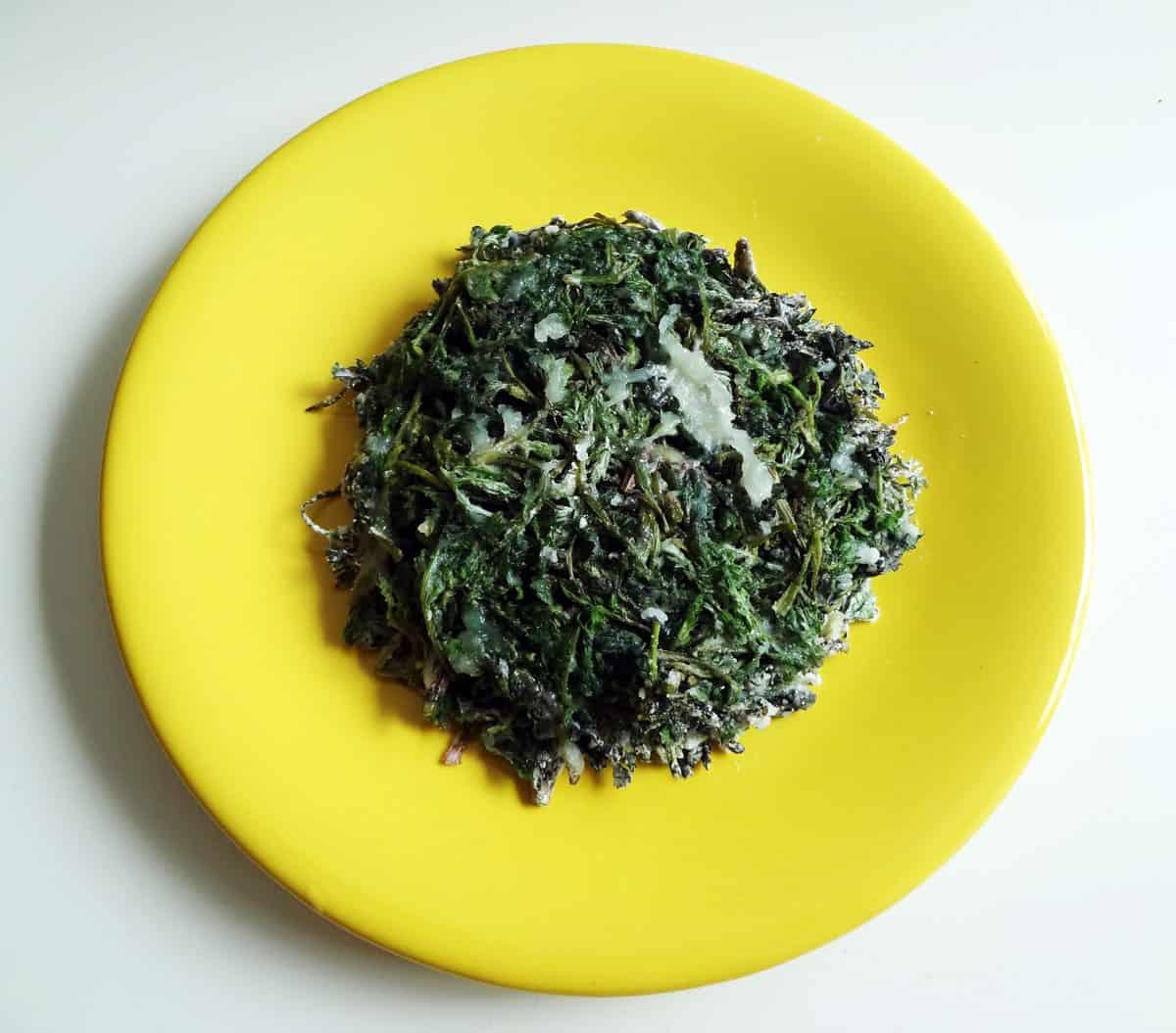 Korean Food Recipes Mugwort