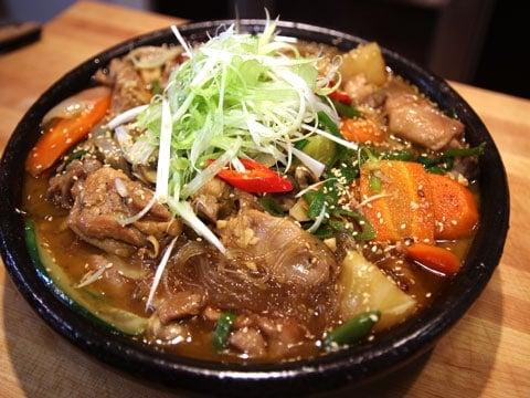 Braised Chicken With Vegetables Dakjjim Recipe Maangchi