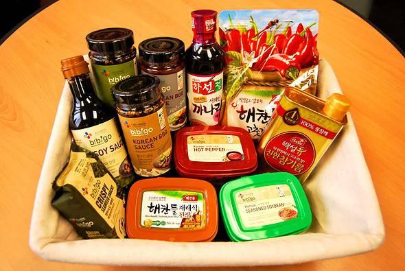Korean cooking startup kit