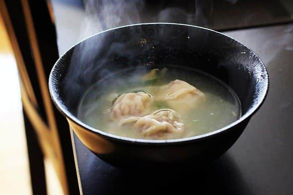 Mandu Soup!