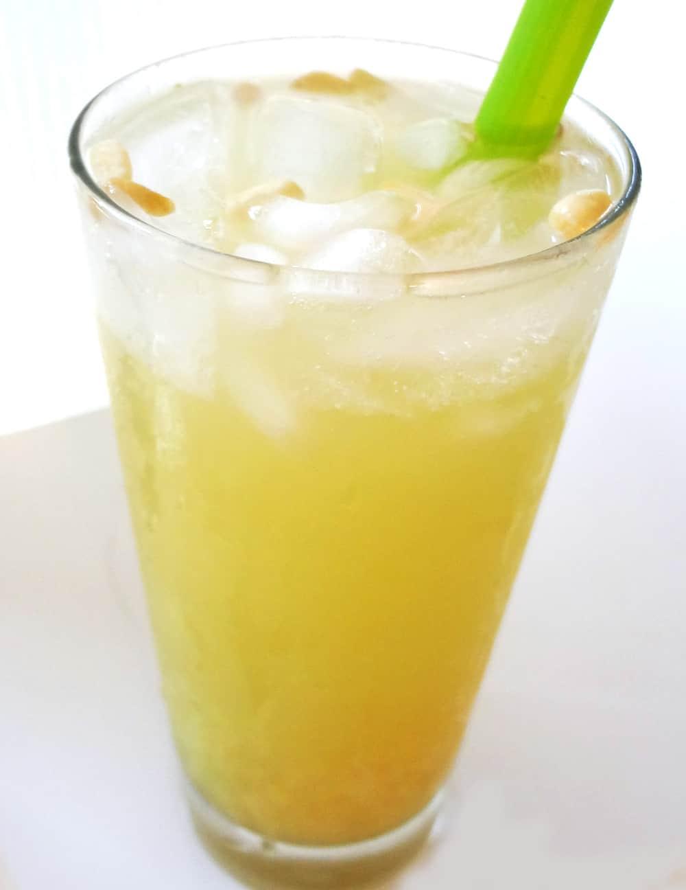 Ginger Tea Saenggangcha Recipe Maangchi Com