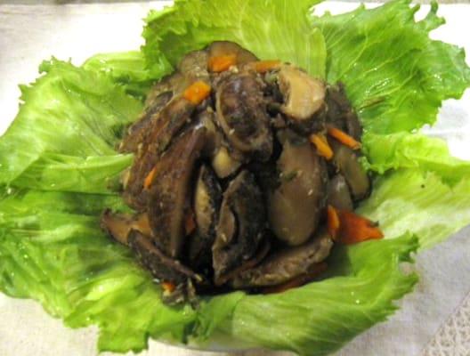 mushrooms-bulgogi