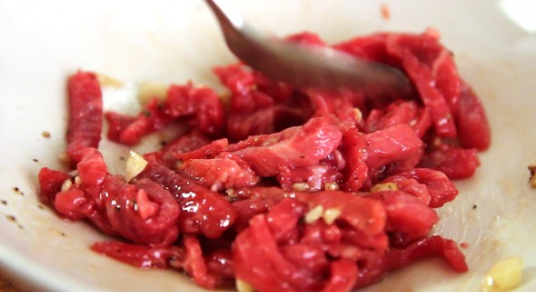 gungjungddeokbokki beef