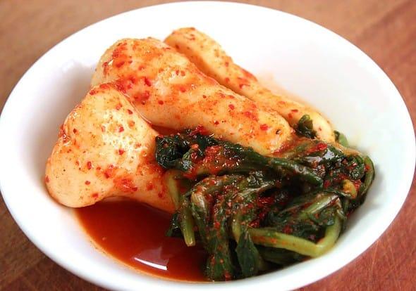 ponytail kimchi