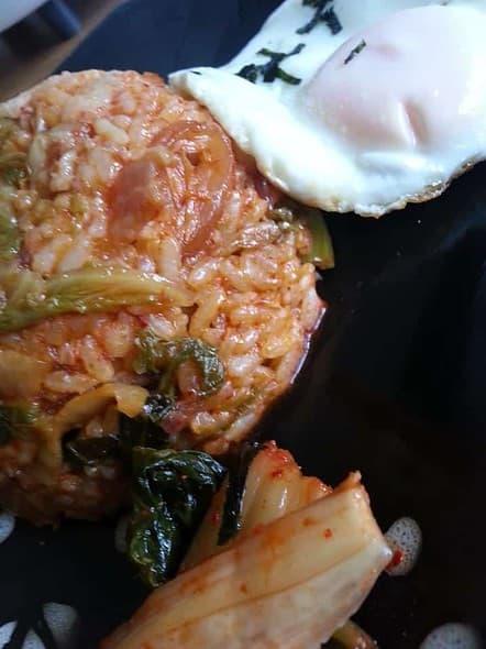 kimchi-rice