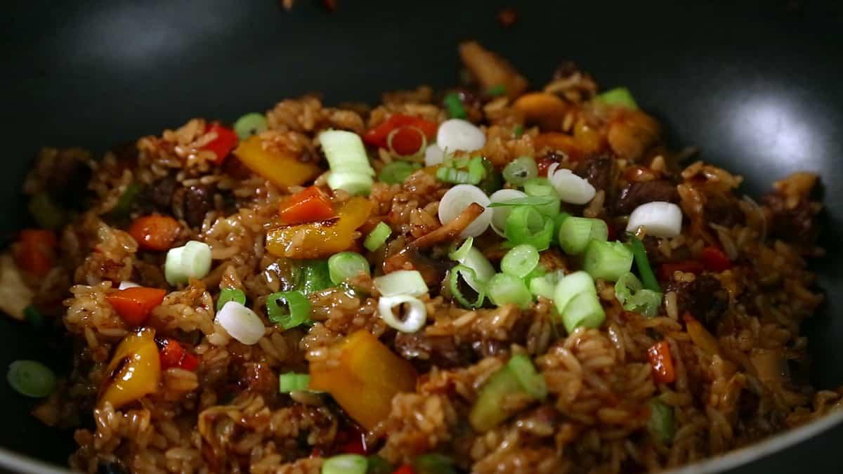 Hot Dog Fried Rice Recipe