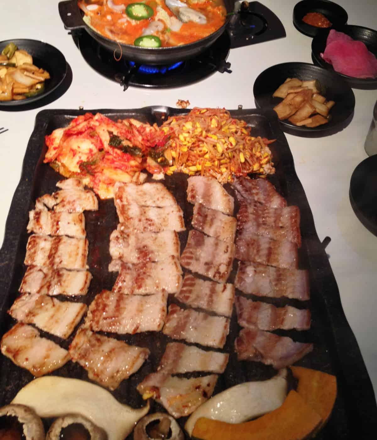 Grilled Porkbelly