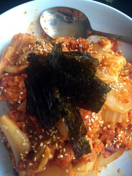 kimchibokkeumbap