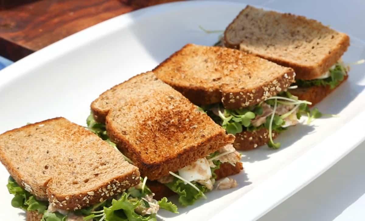 Chamchi Sandwich