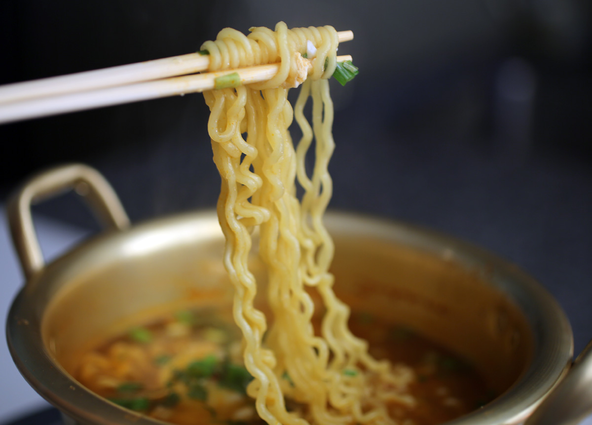 Ramyeon Recipe Maangchi Com
