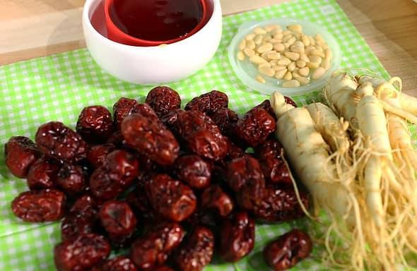 Ginseng_Jujube Tea