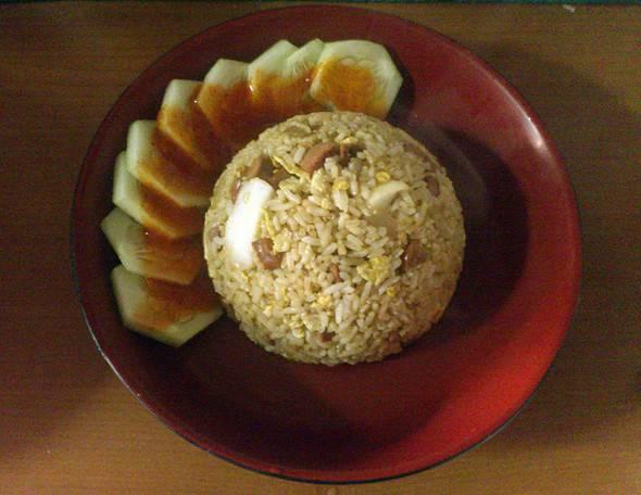 bokkeumbap (stir-fried rice)